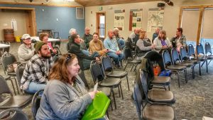 Dubuque Camera Club meeting, March 7, 2016 | Photo by Bob Felderman