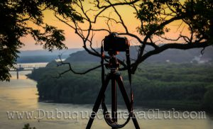 Camera at Dawn at Mt Carmel